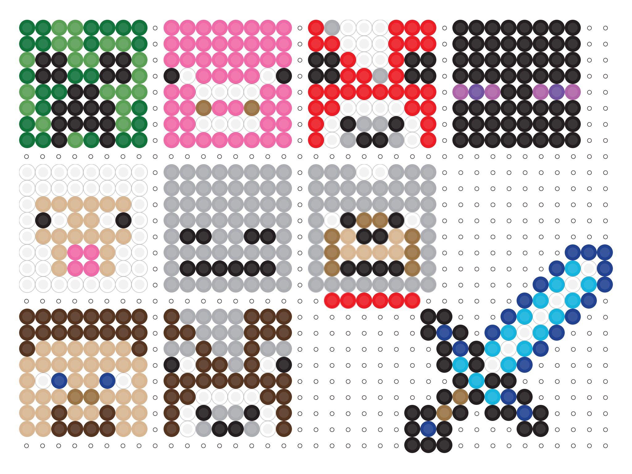 Minecraft Perler bead patterns   beads   Pinterest   Cumple