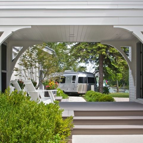 Garage Attached With Breezeway Design Ideas Pictures Remodel And Decor Breezeway