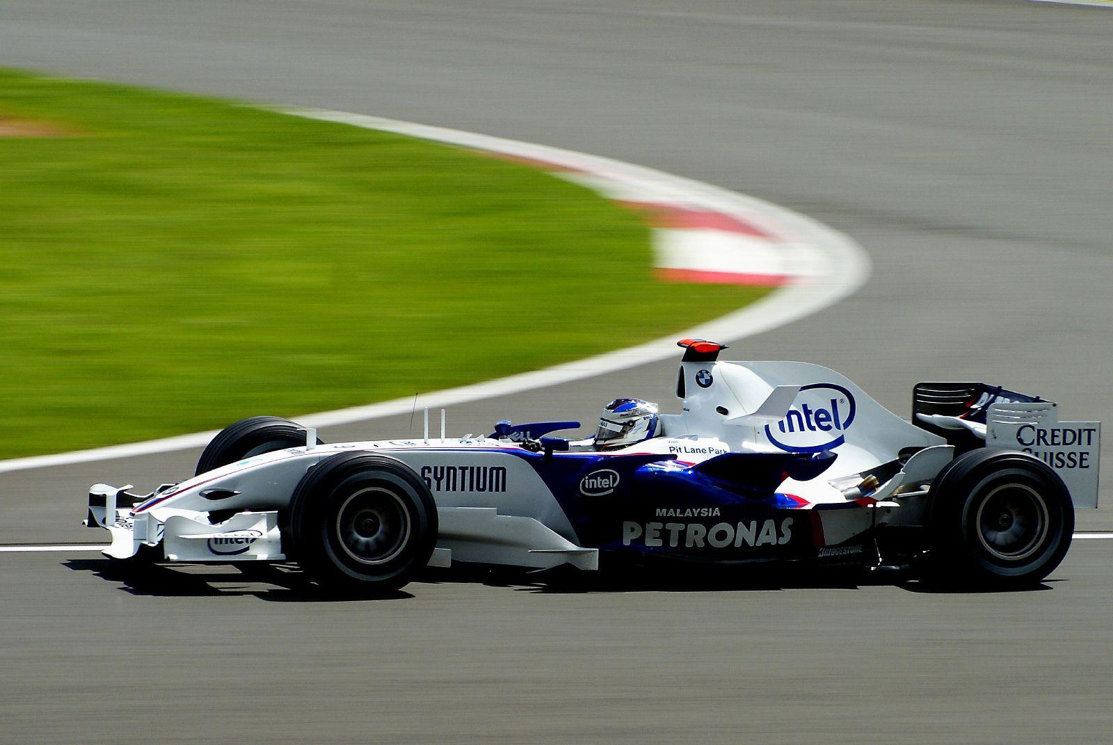 2007 BMW Sauber F1.07 (Nick Heidfeld)