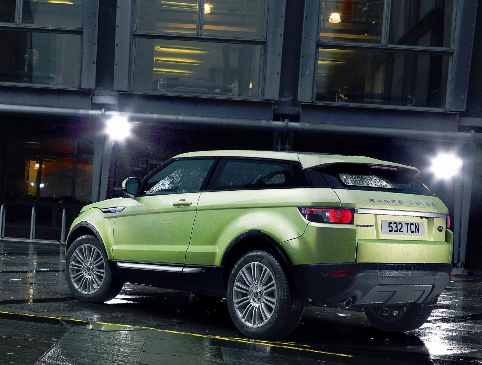 Land Rover Range Rover Evoque prices