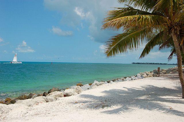 Key West Ft Zachary Taylor Beach Key West American Vacations Zachary Taylor