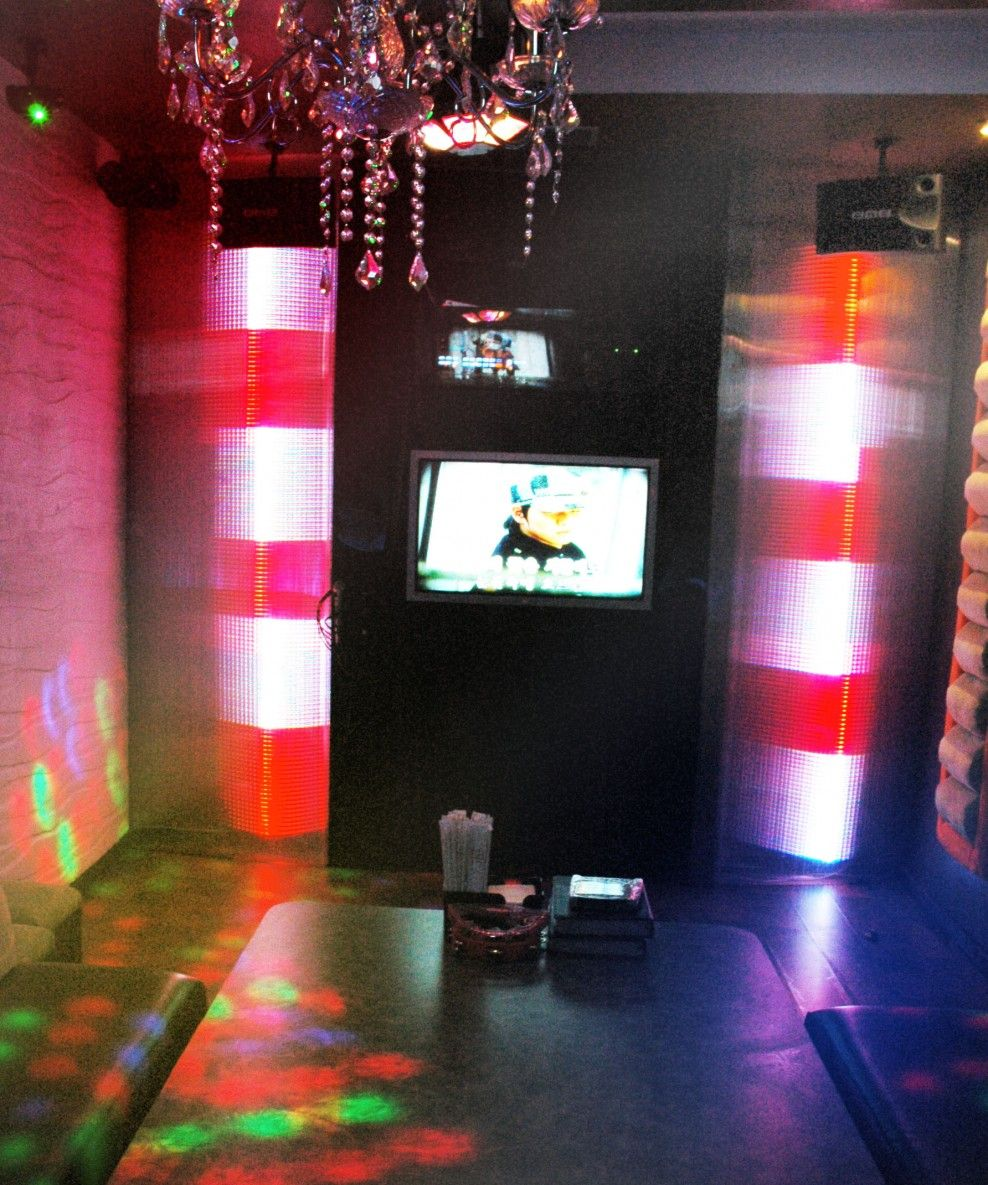 Karaoke Room Palmtree La Reservation 213 381 3388