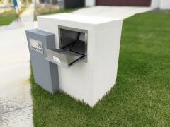 Review Deliver Eze Brighton Adds Parcel Deliveries To Your Mailboxreview Deliver Eze Brighton Adds Parcel Deliverie Letter Box Parcel Drop Box Drop Box Ideas