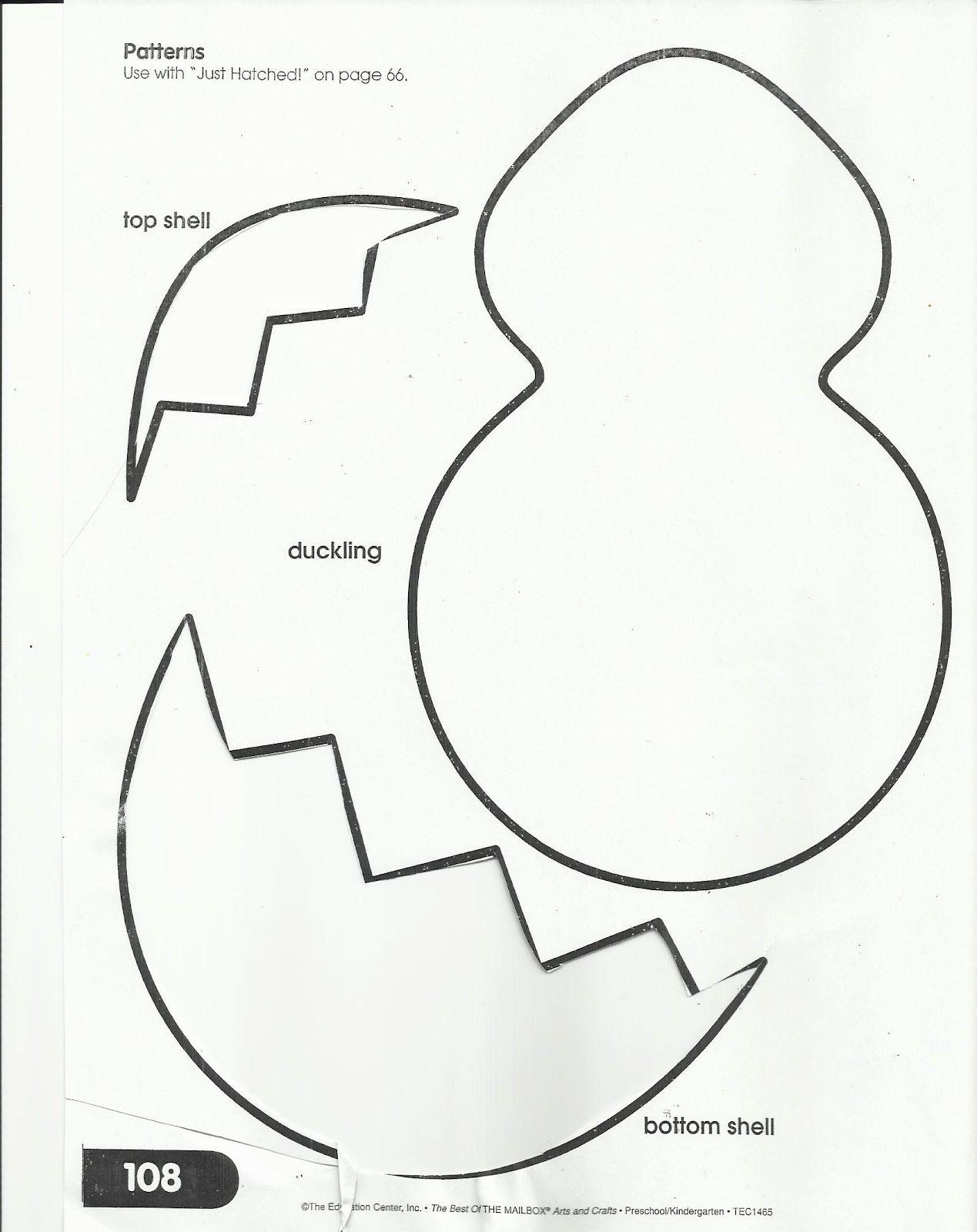 Squish Preschool Ideas April Easter Crafts