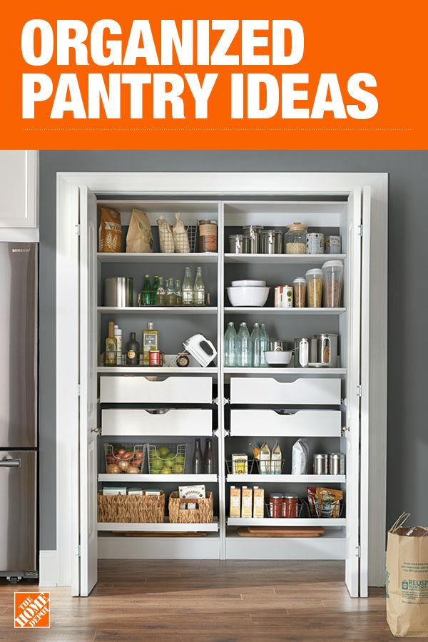 The Home Depot Has Everything You Need For Your Home Improvement Projects Click To Lear Home Depot Kitchen Kitchen Pantry Design Interior Design Kitchen Small
