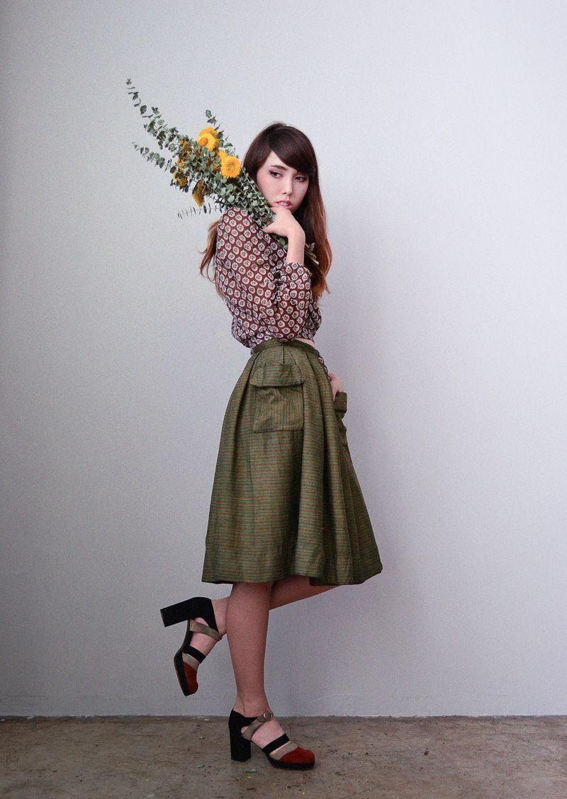 Vintage Fashion Lookbook by Adoredvintage.com | Among the ...