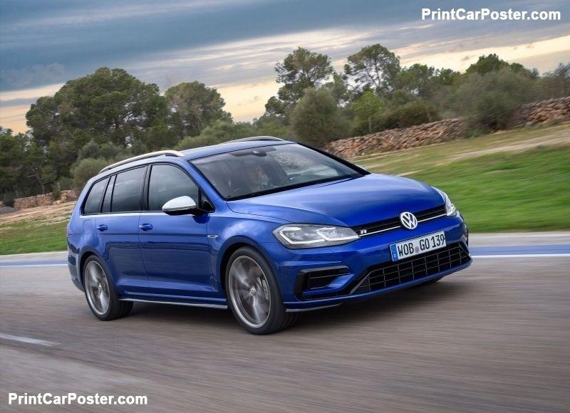 Volkswagen Golf R Variant 2017 Poster Id 1301985 Volkswagen Golf R Volkswagen Golf Volkswagen