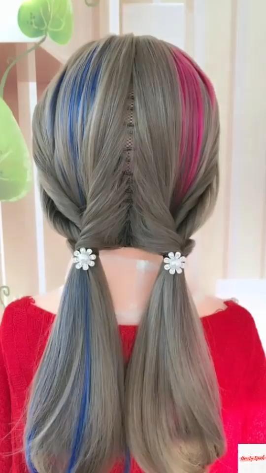 Hairstyle Tutorials Video 022