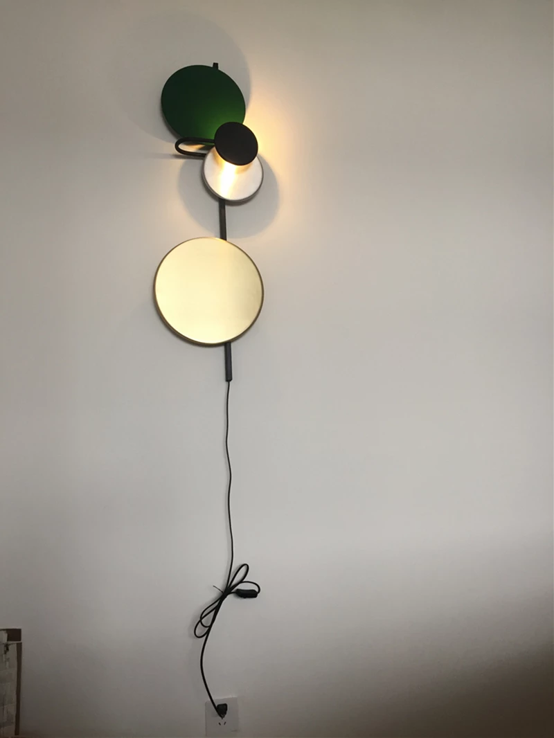 Planet Wall Lamp Planet Wall Lamp Mooielight Wall Lamp Iron Lighting Lamp
