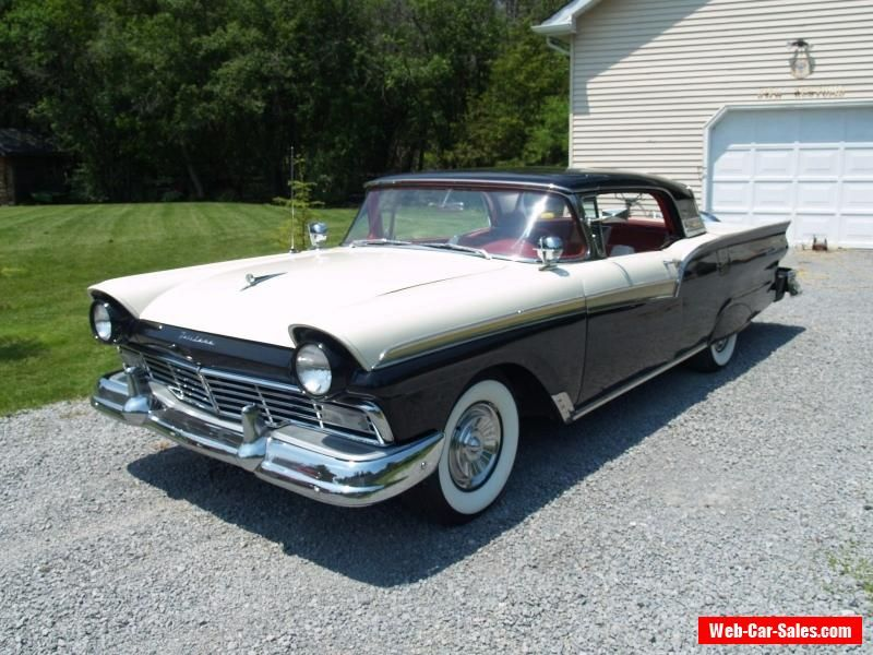 1957 Ford Fairlane #ford #fairlane #forsale #canada | Cars for Sale ...