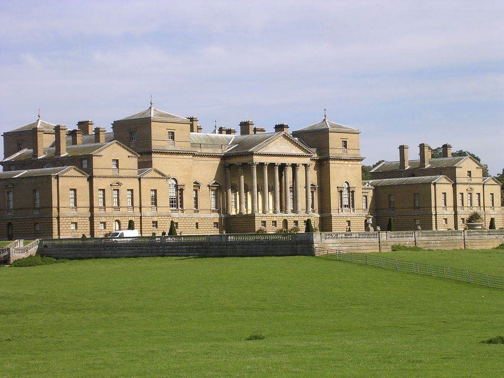 Holkham Hall Is One Of England 39 S Finest Examples Of The