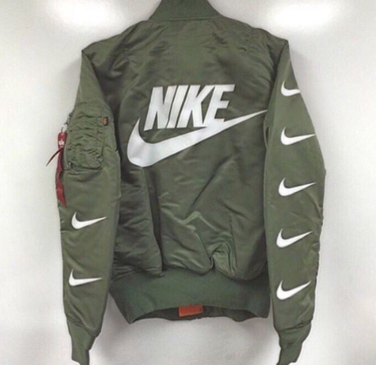 Olive Green Nike Jacket | Wear Me | Pinterest | Nike Jacket Olive Green And Olives