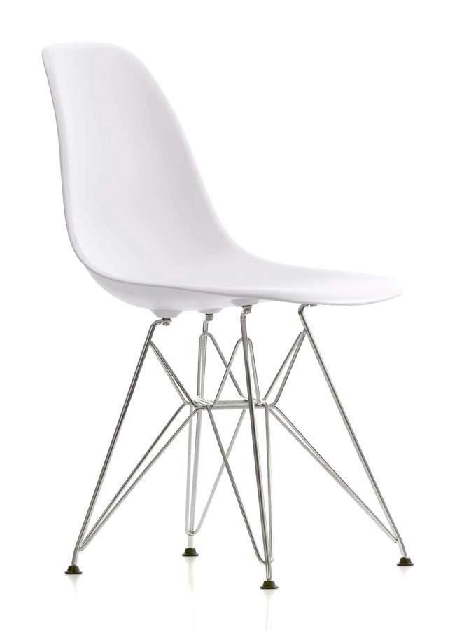 Eames Plastic Side Chair Dsr dsr