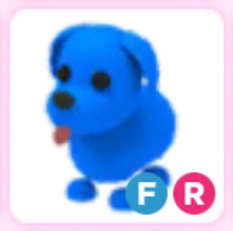 ceb586a55fa90b8882a8710981e06b36 - How To Get A Neon Blue Dog In Adopt Me