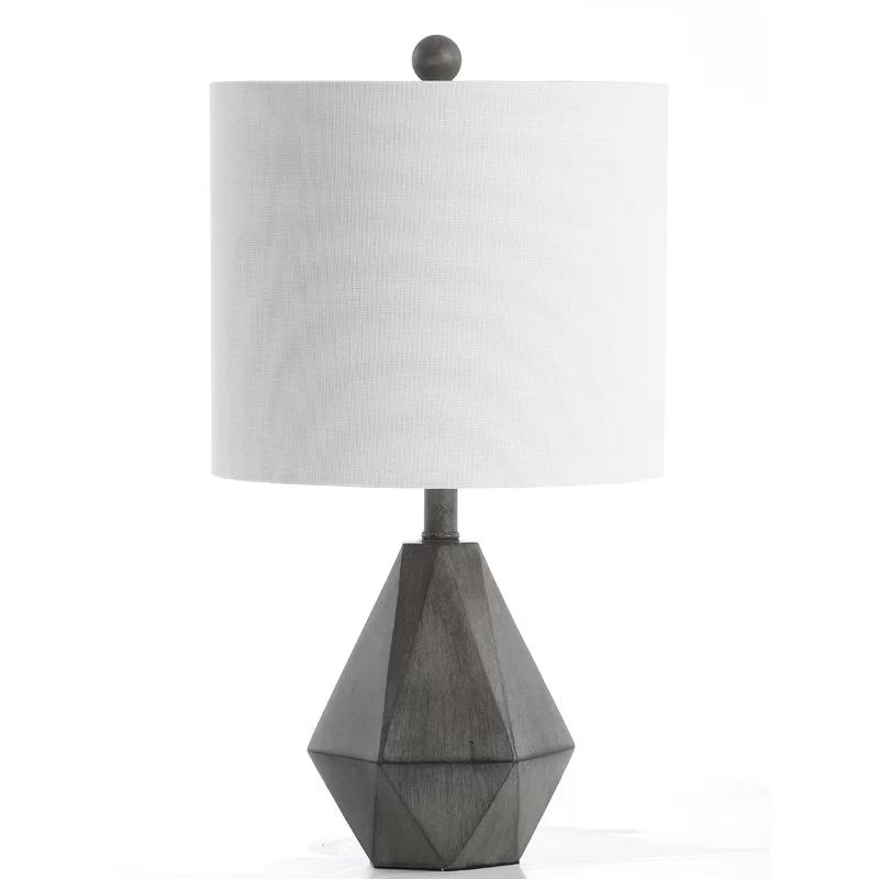 Lorine 18 Dark Gray Table Lamp Grey Table Lamps Table Lamp Lamp