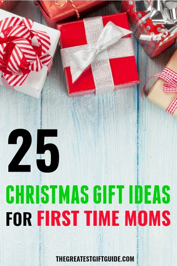 Christmas gift ideas first time moms