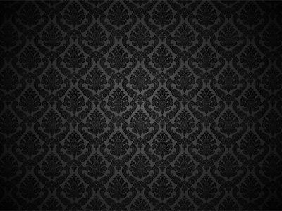 Black Damask Pattern Brand in 2018 Pinterest Damask wallpaper