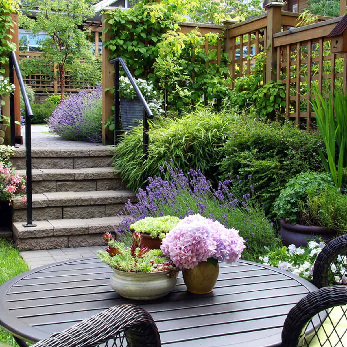 14 Smart Small Yard Landscaping Ideas With Images Small Yard
