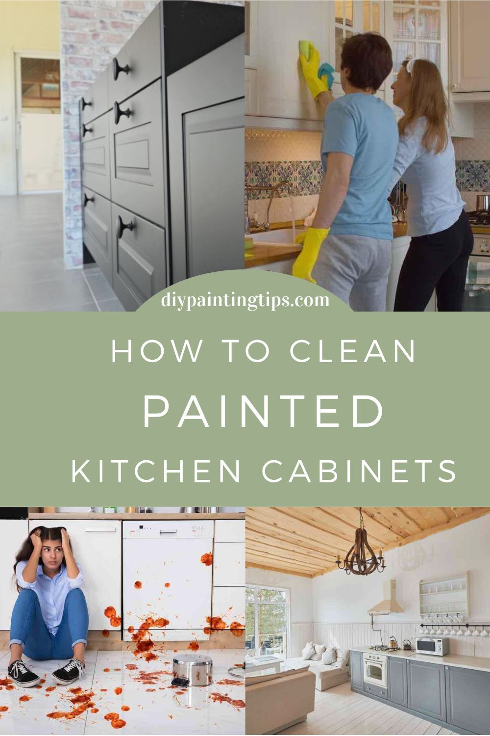 The Essential How To Clean Painted Cabinets Guide In 2020 Painting Cabinets Cleaning Cabinets Painting Kitchen Cabinets