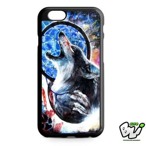 Dreamcatcher Wolf iPhone 6 Case | iPhone 6S Case