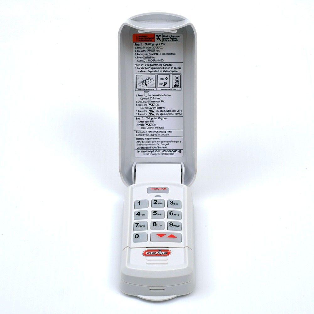 Genie Gk Bx Garage Door Opener Pro Intellicode Digital Wireless