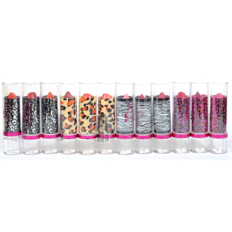 Amuse Color Revolution Lipstick Set Of 12 Colors 7243