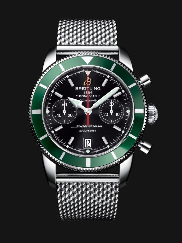 7d46f3acf4e2 Breitling Superocean Héritage Chronograph 44 – Reloj suizo