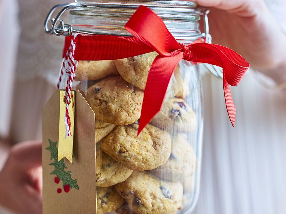 Healthy drop cookies recipe