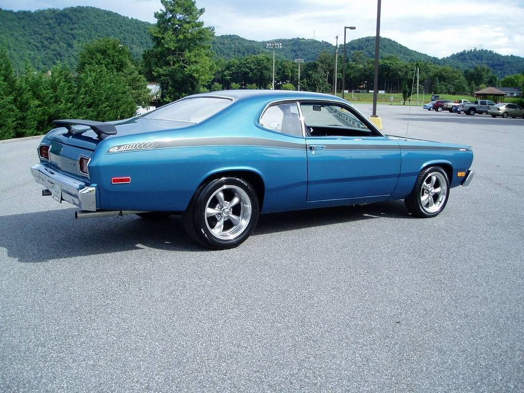 Details about 1974 Plymouth Duster Exterior chrome
