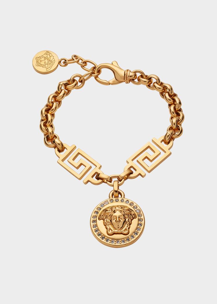 54d7ac07ae19 Versace Icon Medusa Bracelet for Women