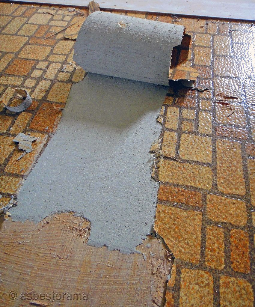 The Best Does Old Vinyl Sheet Flooring Contain Asbestos And View In 2020 Vinyl Sheet Flooring Tile Removal Vinyl Flooring