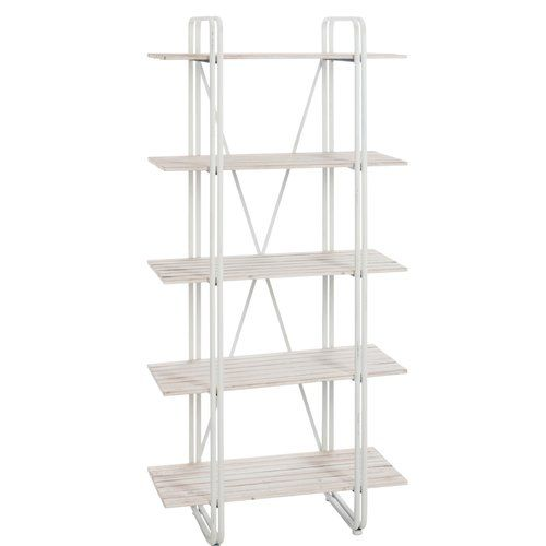 Beachcrest Home Tisbury Bookcase Products In 2019 Adjustable