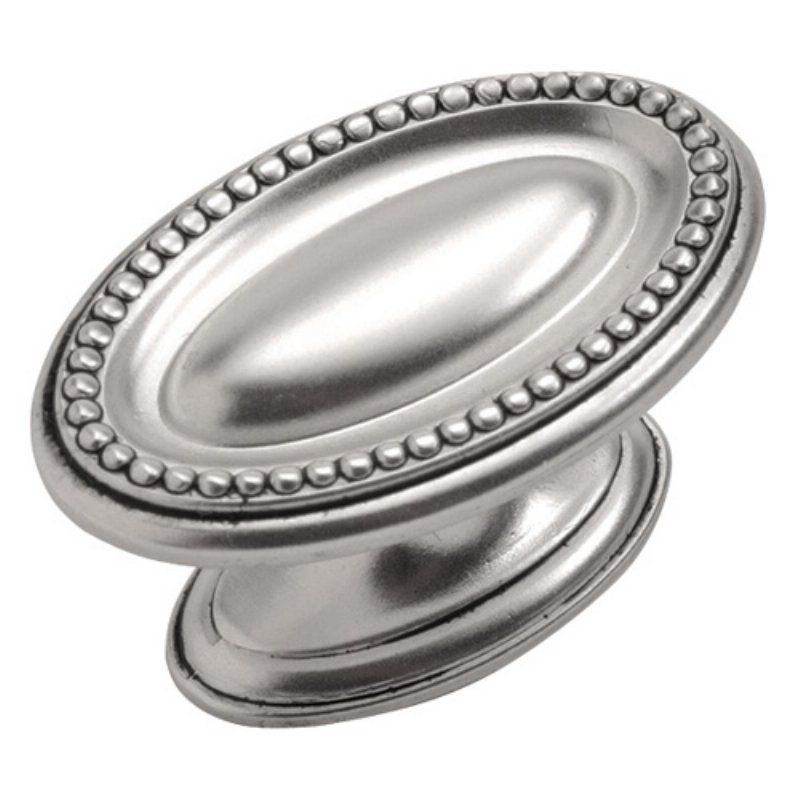 Hickory Hardware Altair Oval Cabinet Knob - P3600-