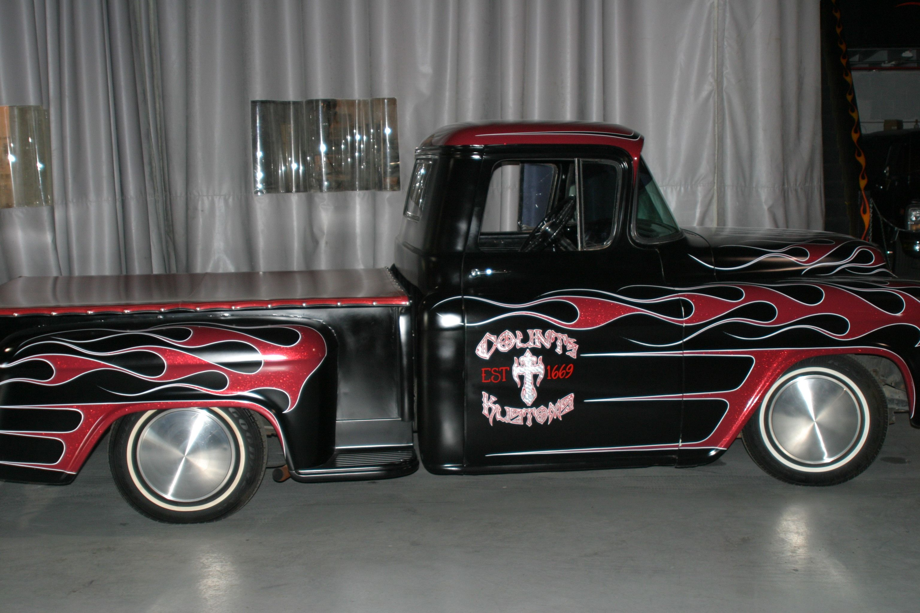 Count\'s Kustoms | Aughhhhhh Barracuda | Pinterest | Counting cars ...