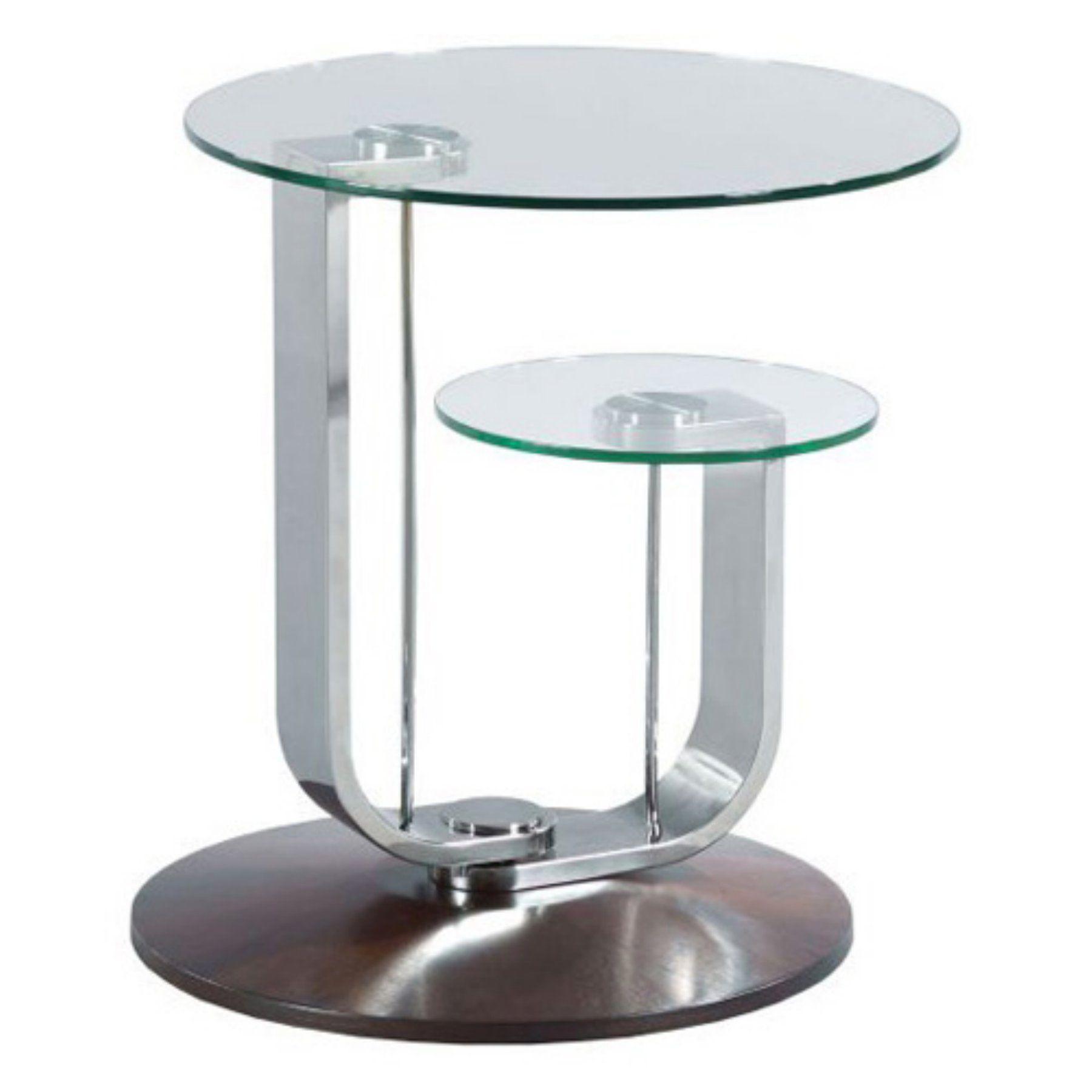 Hammary Pivot Round End Table 548 916 Hammary Furniture