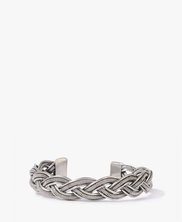 Etched Braided Cuff | FOREVER21 - 1017306962