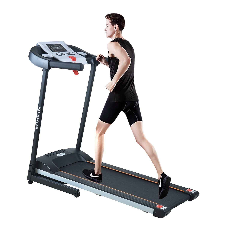 Amazon Com Treadmill Home Fitness Training Equipment Electric Running Jogging Machine Folding Tr Running Machines Exercise Machines For Home Workout Machines