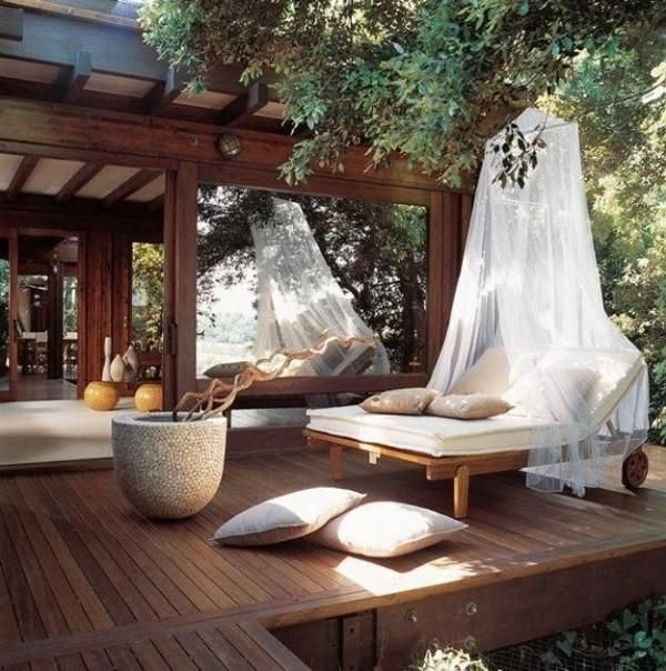 75 Plus 25 Outdoor Rooms Sun Shelters To Improve Outdoor Living