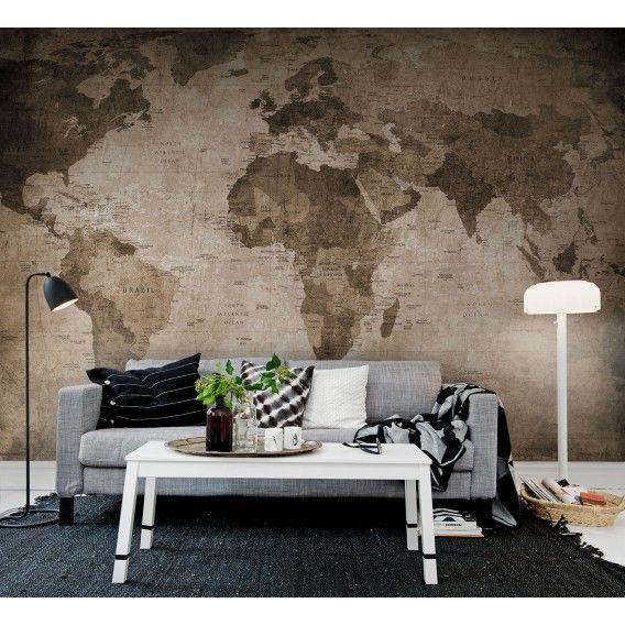 Harta lumii - Maro