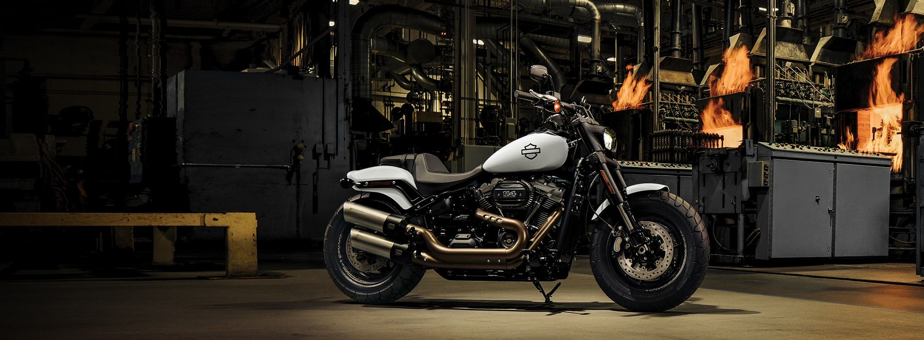 2018 Harley-Davidson Fat Bob Wallpaper