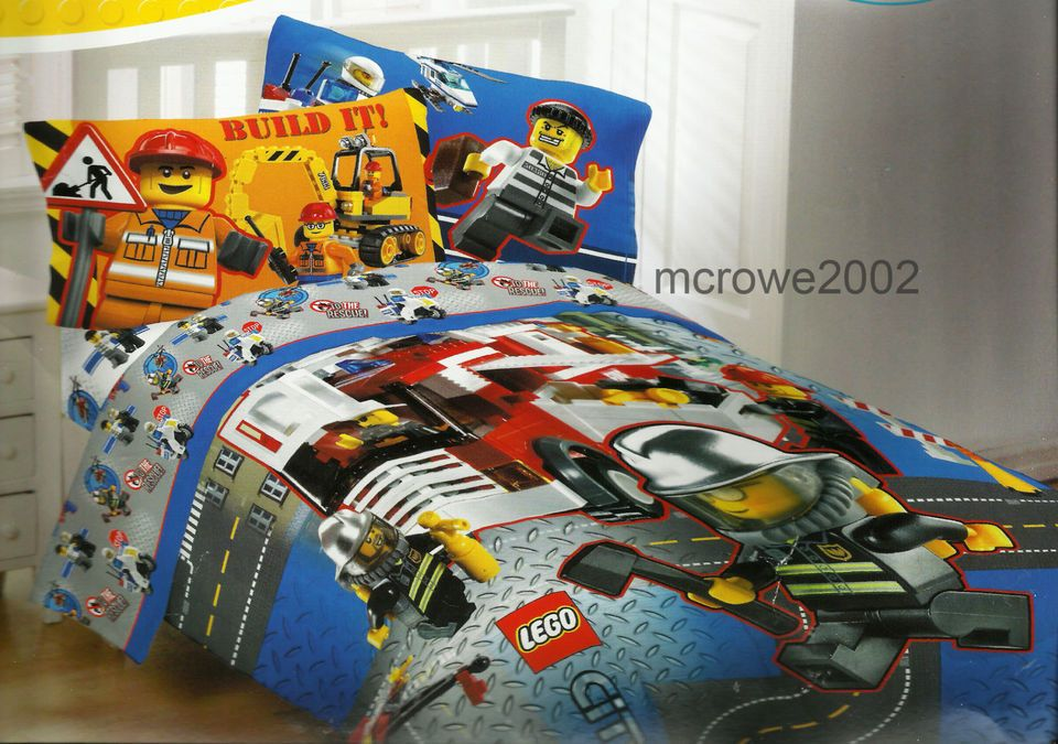 Lego All The Things Comforters Bedding Sets Twin Comforter