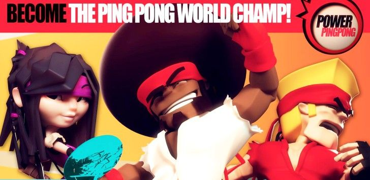 Power Ping Pong v1.0.0 Frenzy ANDROID games and