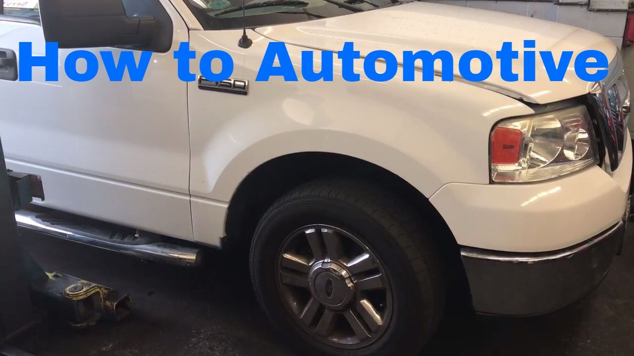 How to Replace the Front ABS Wheel Speed Sensor on a 2004