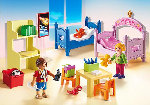 Buntes Kinderzimmer 5306 Playmobil Playmobil Kinderzimmer Playmobil Wohnzimmer