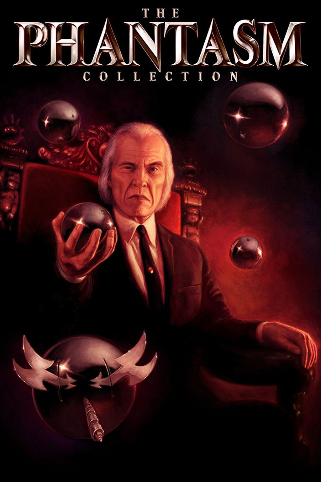 'Phantasm' series to be released as six-disc Blu-ray box set