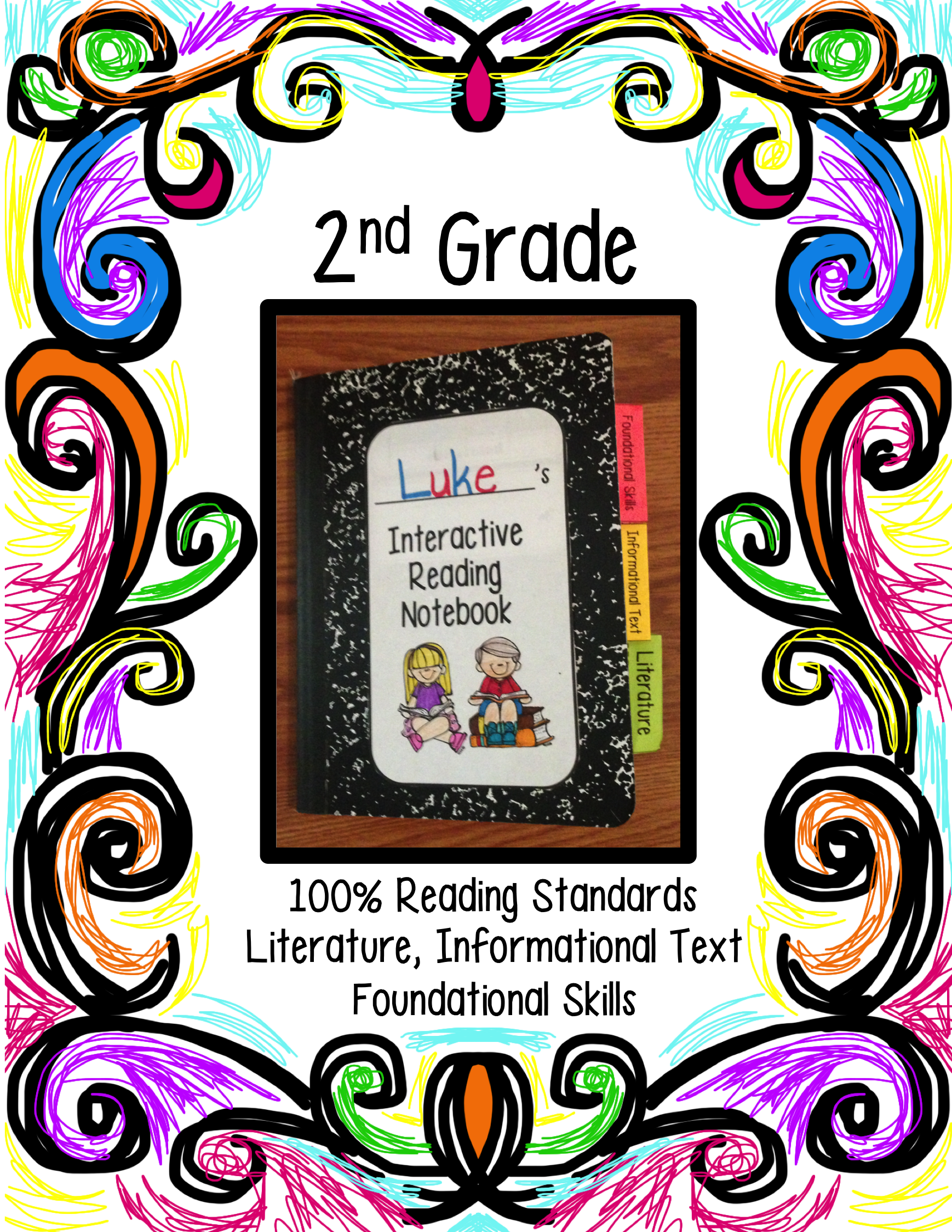 2nd Grade Common Core Tools For Interactive Reading