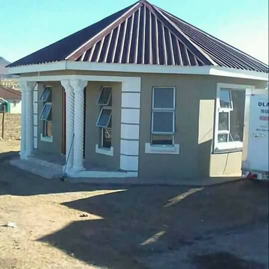 Flat Roof Homes Designs