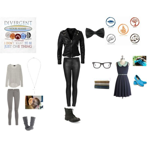 """#Divergent"" by kiley-rocks on Polyvore"