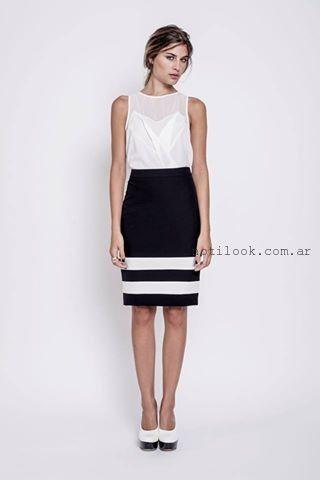 Janet Wise – Faldas de moda invierno 2015  28a9acfb80fc