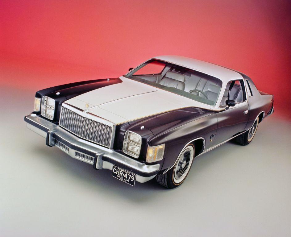 1979 Chrysler Cordoba Prototype (SS-22)